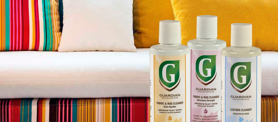 Clean Stubborn Stains From Your Sofa With Guardian Fabric Rug Cleaners