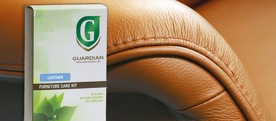 Treat It With Guardian Leather Protector